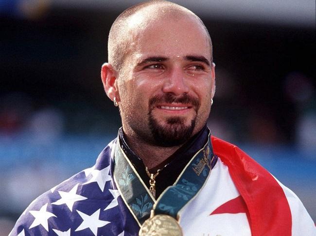 Андре Агасси, бывшая первая ракетка мира