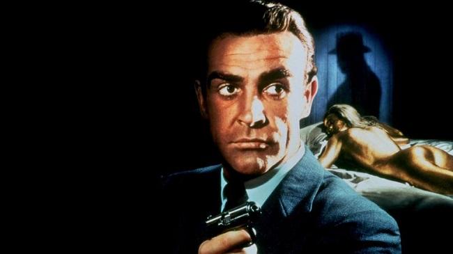 «Голдфингер/ Goldfinger», 1964