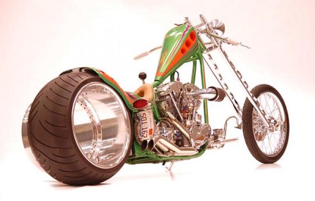 Harley Davidson без втулки