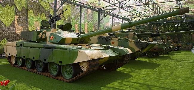 Китайский ТИП-99