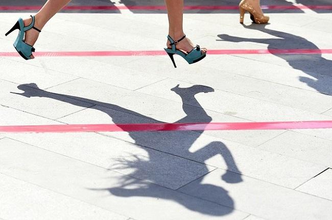 Обувь на каблуке в любых обстоятельствах