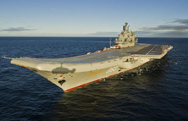ТАК «Адмирал Кузнецов»