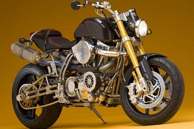 Титановый еретик «Ecosse FE Ti-XX-Titanium Series»
