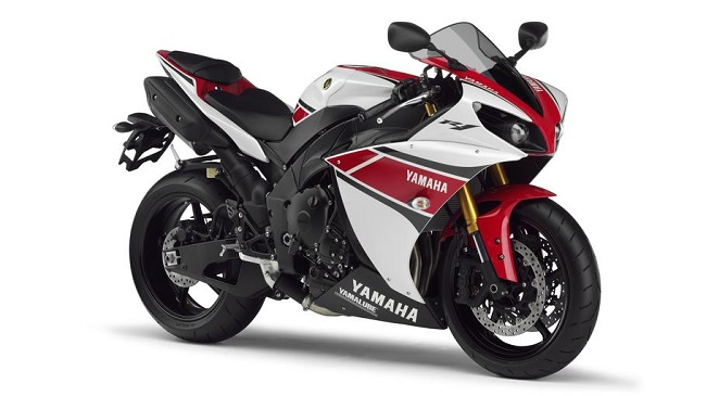 Yamaha YZF R1 2012