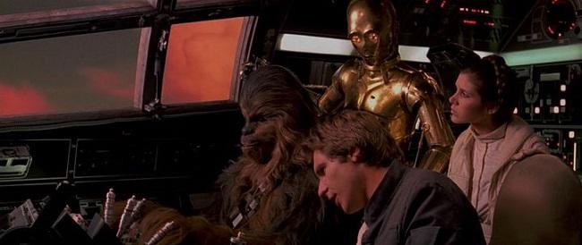 «Звездные войны. Эпизод V», 1980