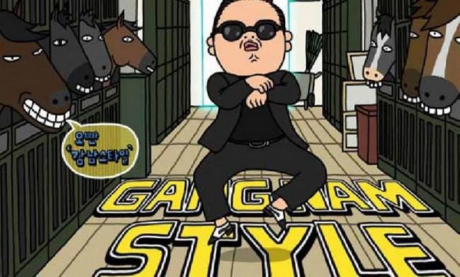 Gangnam Style улучшает настроение многим
