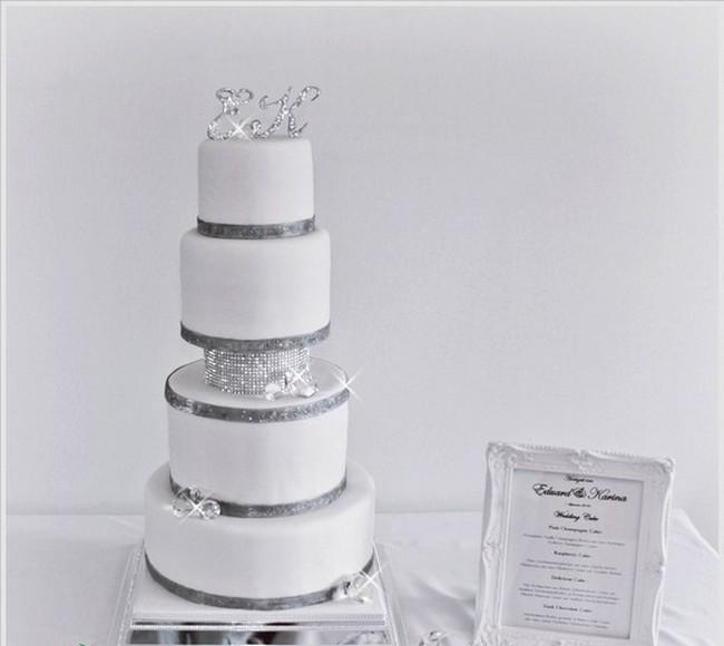 Самый дорогой в мире торт - торт с бриллиантами