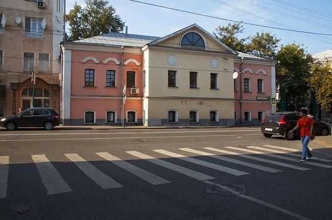 «Путевой дворец» Василия Третьего