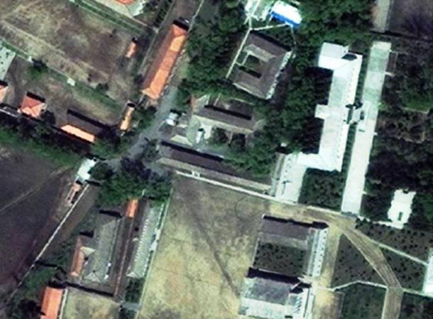 Лагерь 22 в Северной Корее
