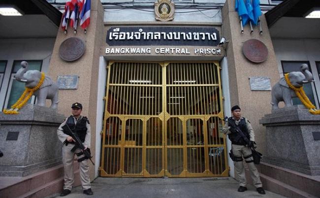 Тюрьма Банг Кванг, Таиланд