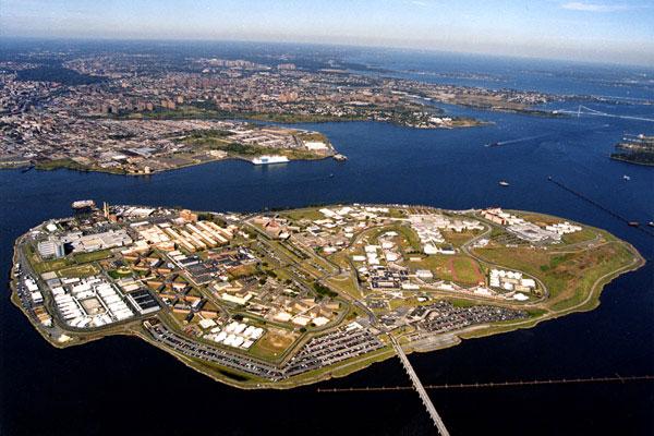 Тюрьма Riker's Island