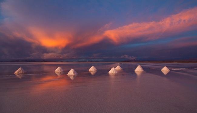 Озеро Уюни