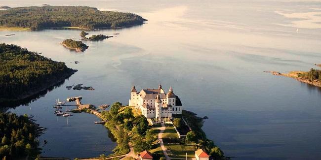 Самое большое озеро в Европе