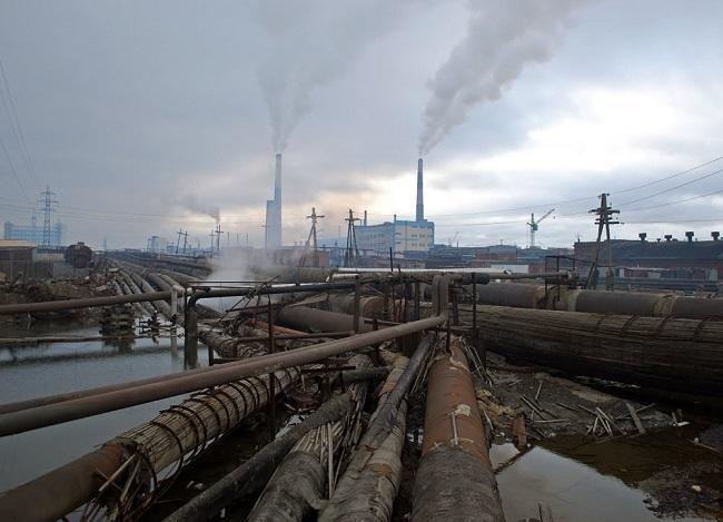 Норильск, Россия