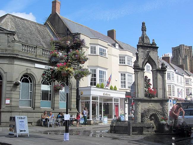 Самый маленький город Англии