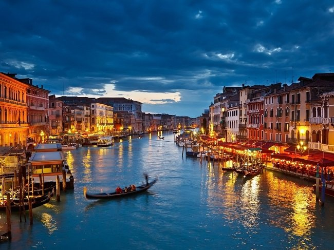 Город романтиков