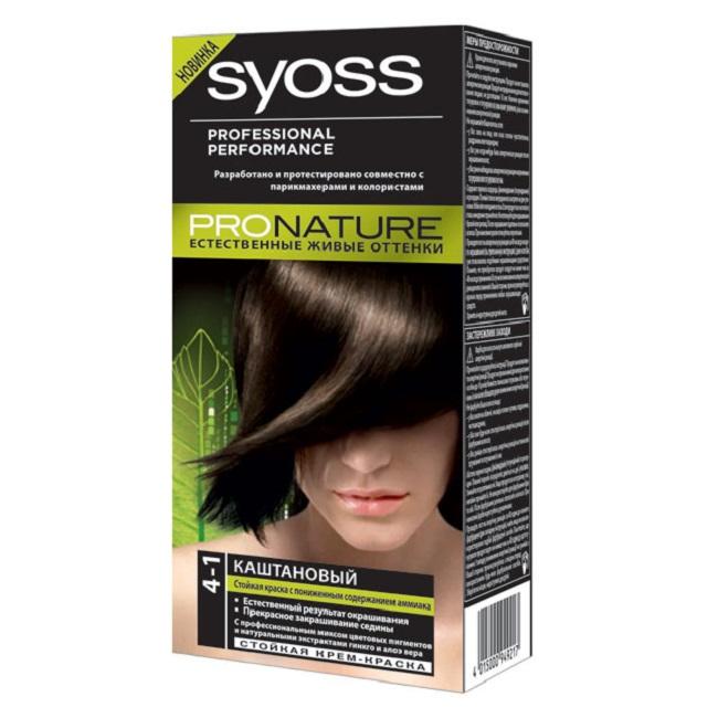 Syoss ProNature