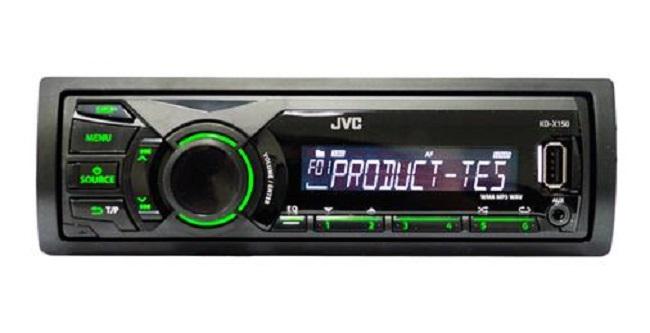 JVC KD-X150