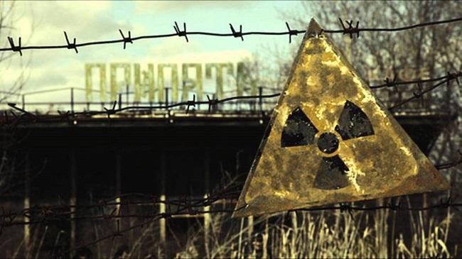 Чернобыль в рентгеновском кабинете