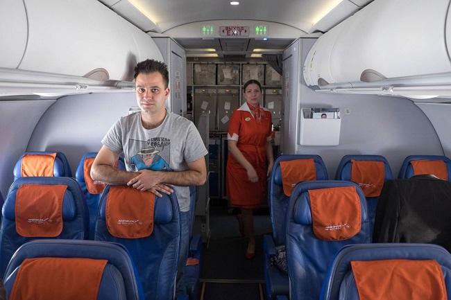 Будьте VIP-пассажиром в хвосте самолета