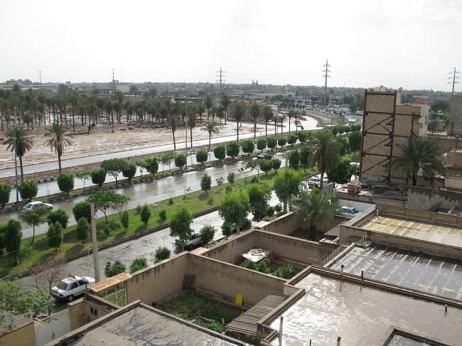 Город Ахваз (Иран)