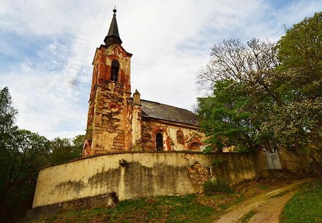 Костел Святого Иржи, Чехия