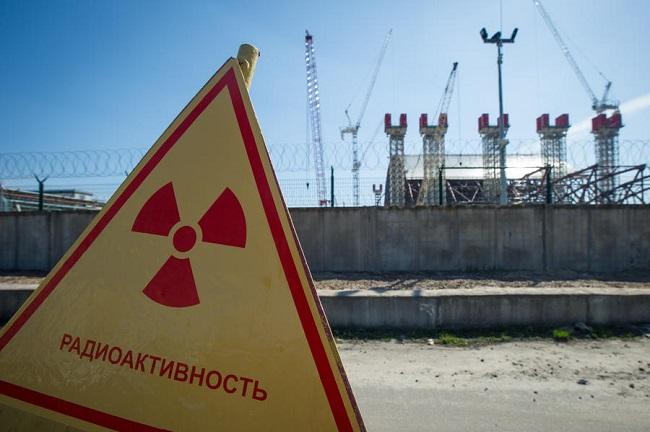 Зона отчуждения Чернобыльской АЭС (Украина)