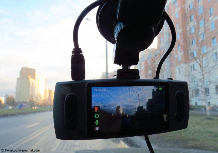 Модель AdvoCam-FD7 Profi-GPS