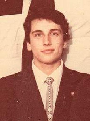 Дмитрий в юности