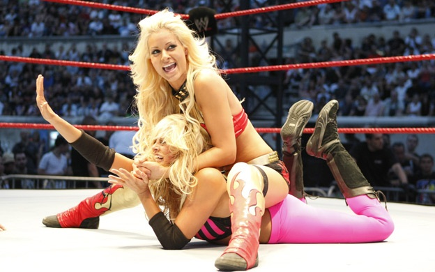 Kelly Vs Maryse