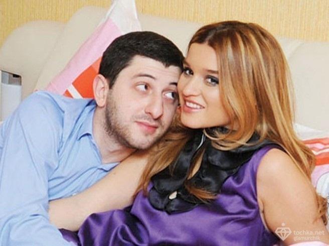 Ксения Бородина с Юрием Будаговым