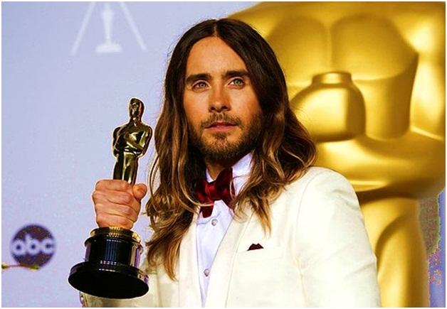 За многие свои работы в кино Джаред Лето удостоен наград, в его коллекции есть даже «Оскар»