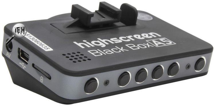 Видеорегистратор Highscreen Black Box A5