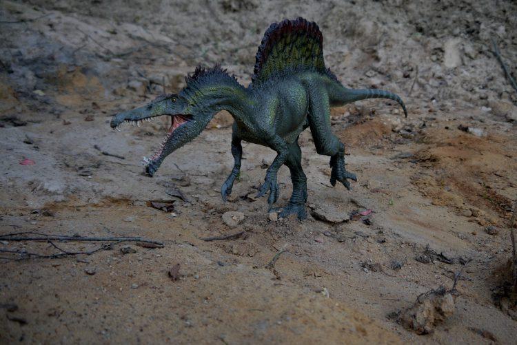 Египетский спинозавр