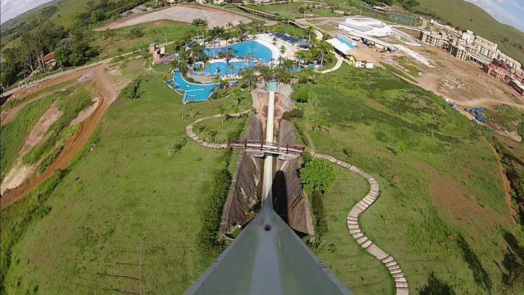 Водная горка Килиманджаро
