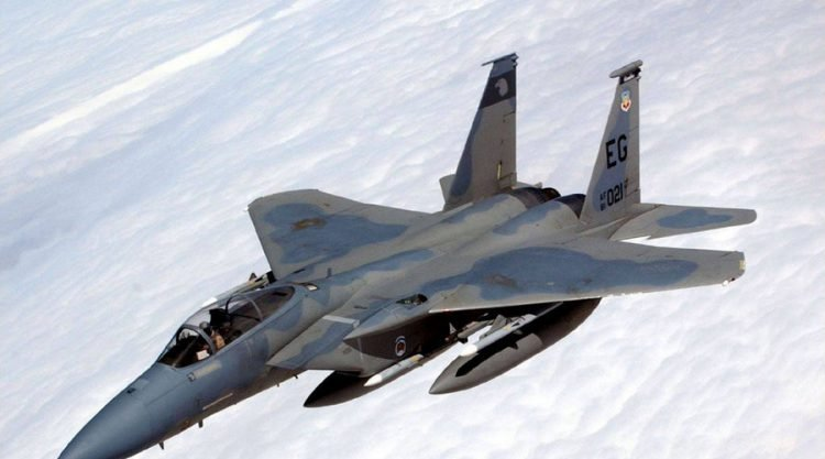 Макдоннел-Дуглас F-15 «Игл»