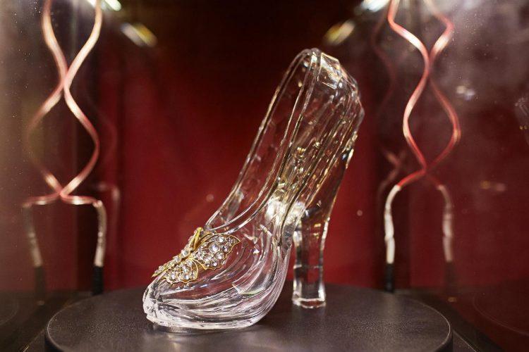 Хрустальная туфелька