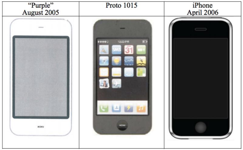 прототипы iPhone 2g