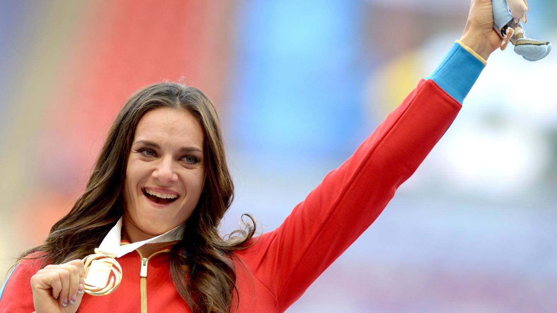 Знаменитые русские спортсменки фото — img 1