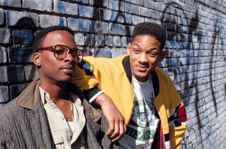 DJ Jazzy и Fresh Prince