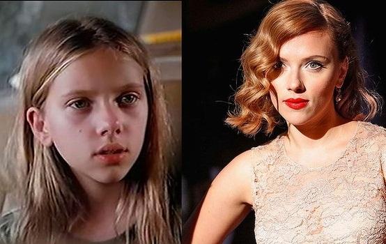 В детстве критики окрестили Скарлетт «розовым поросенком», но она превратилась в сексуальную девушку