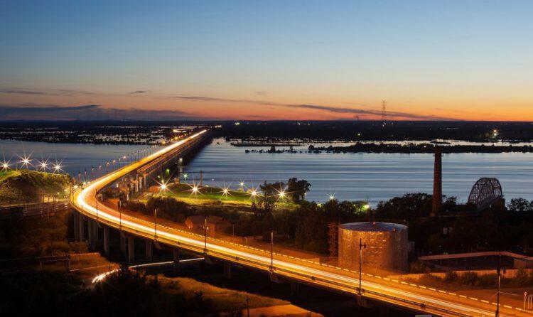 хабаровский мост