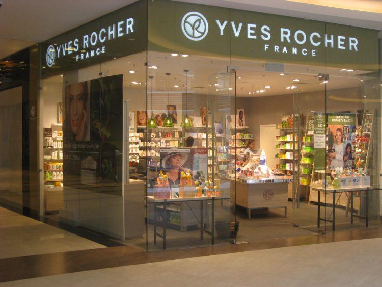 Магазины Yves Rocher открываются по всему миру