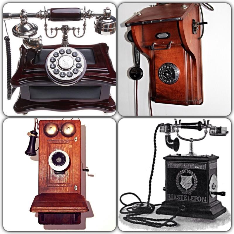 История изобретения телефона