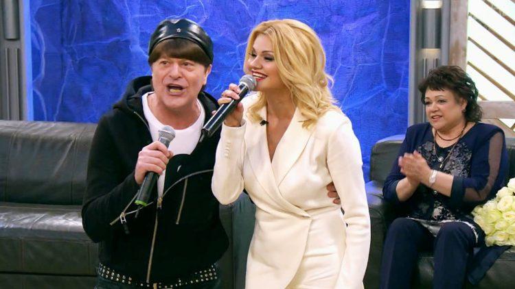 Ирина Круг несколько раз была героиней программы «Пусть говорят»