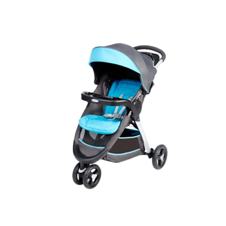 Коляска Graco FastAction Fold Jogger Click Connect