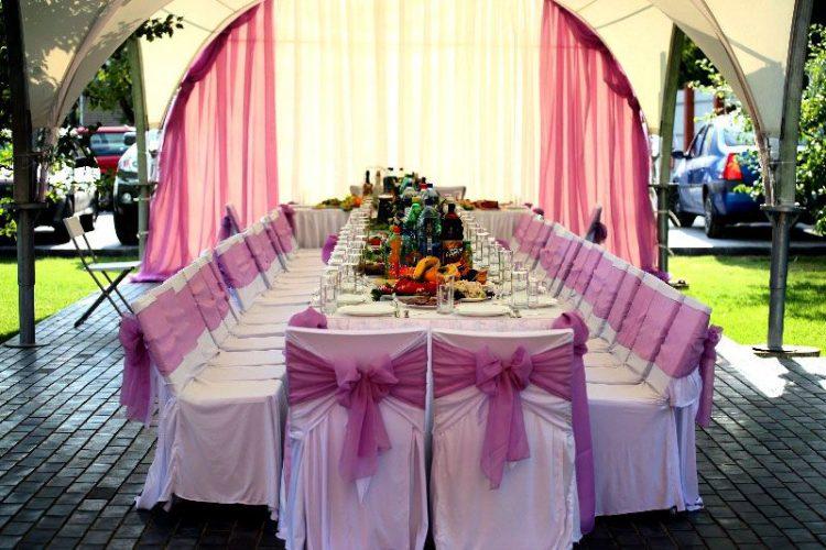 Где отметить розовую свадьбу?