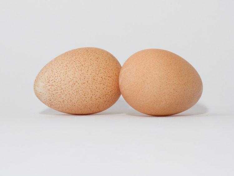цесариные яйца