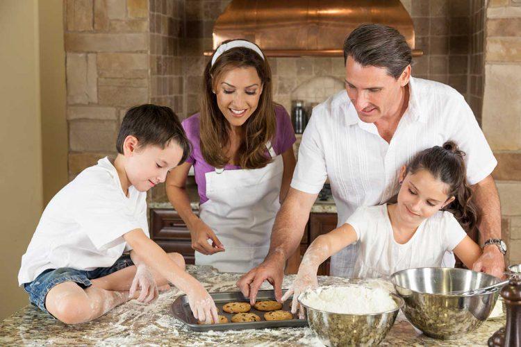 Душевная гармония в семье