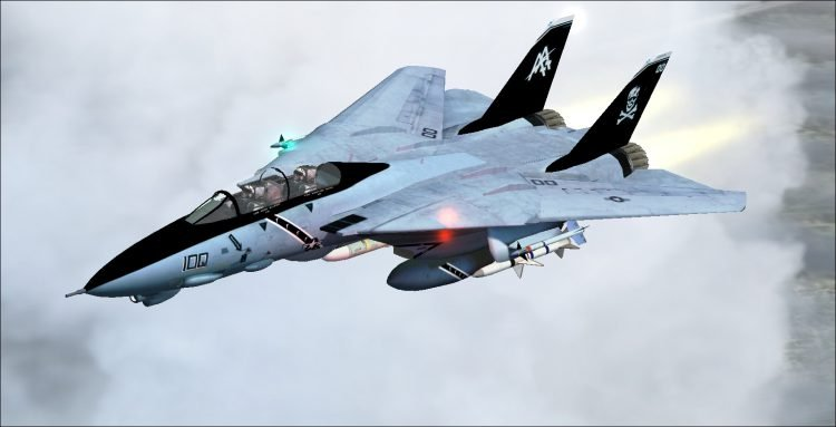 Грумман F-14 «Томкэт»